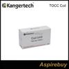 100% Authentic Kanger T3S MT3S Coil (TOCC) Coil head Japanese Organic cotton wick t3s TOCC Wick for MT3S T3S atomizer DHL
