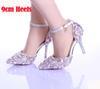 9cm heels
