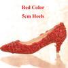 5cm Heels