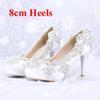 8cm Heels