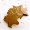 100pcs lot Brown Star Kraft Paper Wedding Christmas Halloween Party Favor Price Gift Card Label Lage Tags