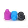 Free shipping 15000pcs lot Child Proof Caps for Dropper Bottle 8 Colors Safety Caps In Stock