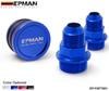 Tansky - EPMAN Universal Rear Block Breather Plug & Fittings M28 TO 10AN For Integra Catch Can B16 B18c GSR ITR B18b EP-FGFT001