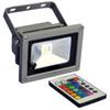 1PCS 10W RGB LED FloodLight RGB LED Flood Light RGB led floodlights,LED Flood light+ remote, FREE SHIPPING