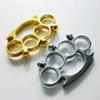Gold Skull Knuckle Duster Knuckles Belt Buckle 5pcs