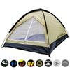 Outdoor Folding Rain-proof Summer Camp Tent Windproof Portable Family Car Traveling Tent and Shelter Hiking Fishing Outdoor Furniture SK416