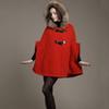 Red Cloak Tops