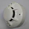 DC powered 4 wires smoke detector with reply output ompatible with all conventional security alarm system