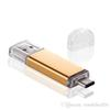 8GB 16GB 32GB 64GB Micro USB Type-C 3.1 Flash Drive Memory U Disk OTG Pendrive For Samsung S7 S6 note 5