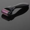 black handle + purple
