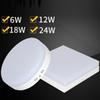 18W LED Panel Lights White Surface Mounted LED Ceiling Lights with 2 Years Warranty for Indoor Lighting