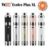 Yocan Evolve Plus XL Starter Kits Wax 1400mah WAX Pen Vaporizer Kit with Silicon Jar Quad Quartz Rod Coil