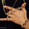 Jóias Conjunto de colar e pulseira