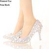 9cm Heels Pointed Toe