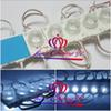 Free shipping 3535 High Power SMD LED Module Light Super bright 3W White Waterproof IP65 12V