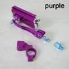 фиолетовый 1 шт