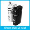 100% Original Smoant Knight V1 TC Kit With 60 Watt Side-by-Side Knight V1 TC Pocket Box Mod 4.5ml Topfilling Talos V1 Tank 10cps