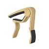 6-String Acoustic Wooden Guitar Capo Key Clamp Clip-on Guitar Capo