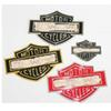 Cool 3D Metal Motorcycle badge emblem sticker Auto logo accessories Funny car stickers styling badge metal Universal