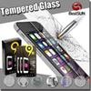 2.5D Ultra thin Anti-fingerprint Tempered glass Screen Protector For Iphone 7 6S Samsung Galaxy S7 S6 note5 LG G5 Paper Package