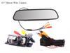 Camera Wired + 4.3quot; Specchio