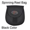 Spinning reel bag Black Color