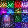 Disco Ball Strobe Lights Party Disco Lights Karaoke Machine 3W Dj Light LED Portable Stage Lights for Festival Bar Club Party