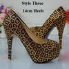 Style de Trois 14cm talons