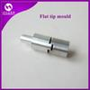 Flat pointe moule