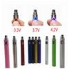 10 PCS LOT EVOD Variable Voltage battery 650mAh 900mAh 1100mAh evod twist eGo ecig batteries for MT3 CE4 CE5 atomizer
