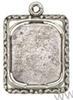 Vintage srebrny