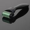 black handle + green