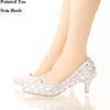 5cm Heels Pointed Toe