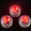 10pieces  lot Battery Powered Mini LED Party Light Waterproof 3 LED Accent Decoration Light For Vase Multi-color Mini LED Floralyte