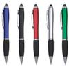 20pcs lot Stylus Pen Touch Pen Ball point Pen School Office Supplies 2 in 1 Multifunction Pens Papelaria
