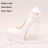 Style Three 14cm heels