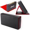 Wholesale- 2017 New Case With Magnetic Suction Function PU Travel Carrying Storage Case For Marshall Stockwell Portable Bluetooth Speaker