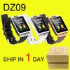 DZ09 Smart Watch GT08 U8 A1 Wrisbrand Android iPhone iwatch Smart SIM Intelligent mobile phone watch can record the sleep DHL Free OTH110