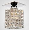 New Arrival ! Modern Square LED Crystal Ceiling Light , Warm white  Cool White,Guaranteed100% Power Home Lamps