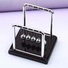 Newton's Cradle Fun Steel Balance Ball Physics Science Desk Toy christmas Gift