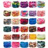 Magic Bandanas Multifunctional Outdoor Cycling Scarf Magic Turban Sunscreen Hair Band Riding Mask Cap Outdoor Cycling Scarves