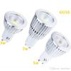COB LED GU10 Bulbs Light LED Warm White Pure White 85-265V 3W 5W 7W Lamp Lights LED Spotlight