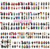 600pcs lot Individually Single Sale Marvel Super Heroes Bricks avengers Mini Building Blocks Model Bricks Toys figures