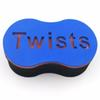 Hot sale US Top Blue EVA hair curl sponge brush magic Hair Twist Sponge for Black man hair Styling Tools Free Shipping