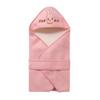 New Born Baby Cotton Blanket Plant Dyeing Infant Quilt Envelope Sleeping Bags Autumn Soft Quilt Keep Warm Swaddling