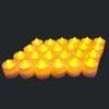 luce gialla (24PCS / set)