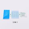 Alcohol Prep Swap Pad Wet Wipe for Antiseptic Skin Cleaning Care Jewelry Mobile Phone Clean 1000pcs lot
