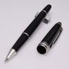 Luxury Germany Brand Meisterstcek #163 MB Black Resin And Series Number Roller Ball Pen For School Writing Smooth Rollerball Pen