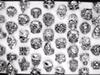 Free Shipping Mixed 20pcs Top-quality Gothic Punk Assorted Wholesale Lots Skull Style Bikers Men's Vintage Tibetan Rings