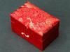 9x6x5.5 cm vermelho